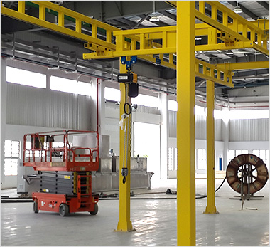 Euro Wire Rope Hoist